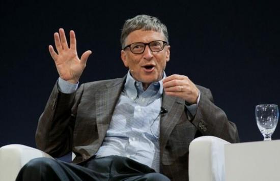 盖茨捐15亿美元微软股票:持股降至3%