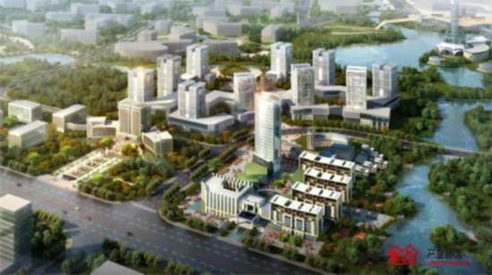 怀来生态新城规划图-京津冀发展规划将出企业静待区域定位先看园