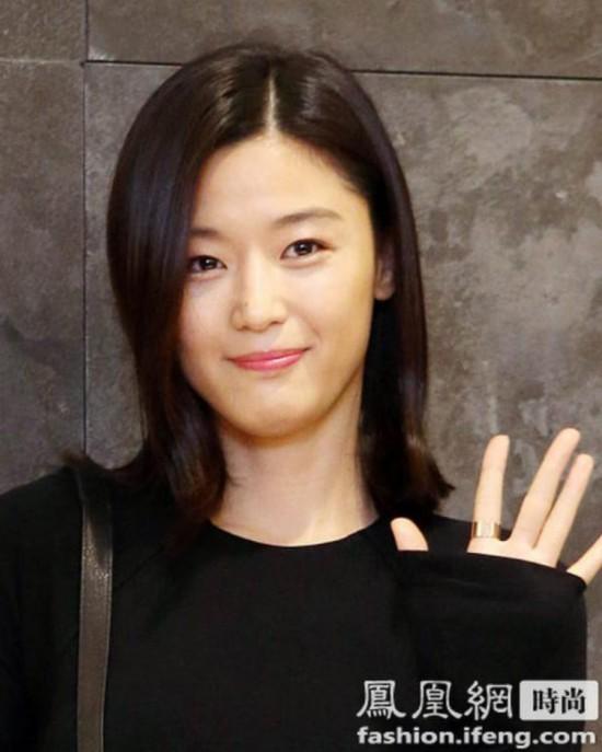 韩剧女王们掀起短发风潮