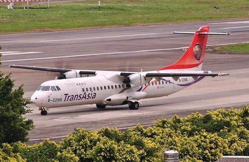 复兴航空ATR飞机:5年发生5次引擎问题