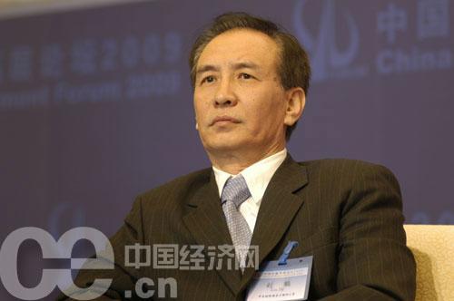 刘鹤任国家发改委党组副书记(图/简历)