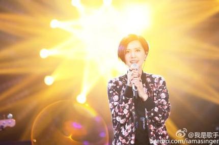 live天后a lin不敌谭维维 我是歌手第三季第六期歌单排名
