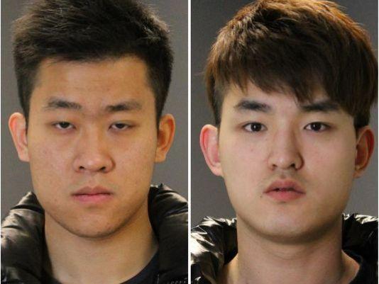 """美国""""城管帮""""案一审宣判 1名中国留学生无罪"""