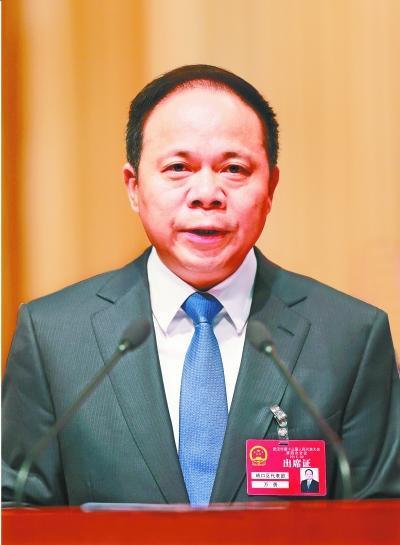 武汉市长:回武汉工作让我有种回家的感觉