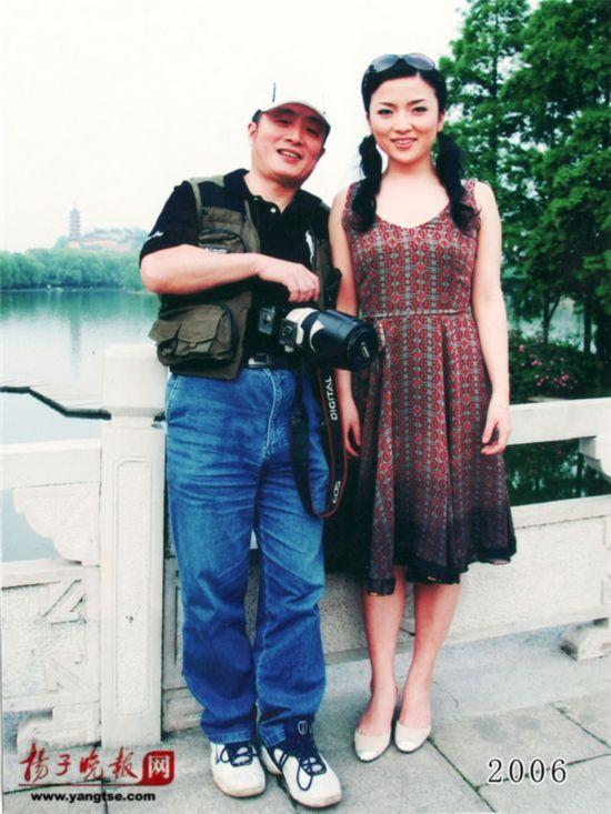 镇江一对父女连续35年同地点拍照留影演绎父爱传奇(组图)【27】