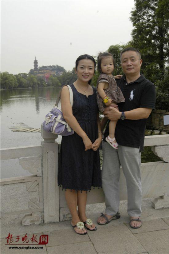 镇江一对父女连续35年同地点拍照留影演绎父爱传奇(组图)【30】