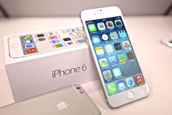 网购64G版iPhone6 升级变16G