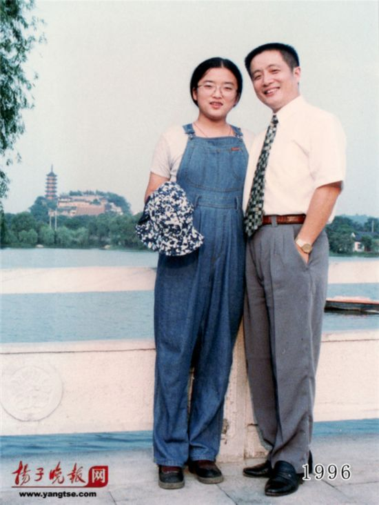 镇江一对父女连续35年同地点拍照留影演绎父爱传奇(组图)【17】