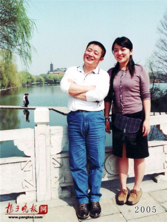 镇江一对父女连续35年同地点拍照留影演绎父爱传奇(组图)【26】