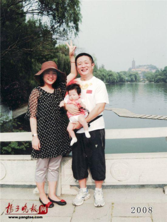 镇江一对父女连续35年同地点拍照留影演绎父爱传奇(组图)【29】