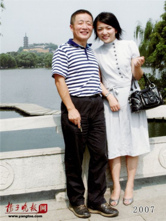 镇江一对父女连续35年同地点拍照留影演绎父爱传奇(组图)【28】