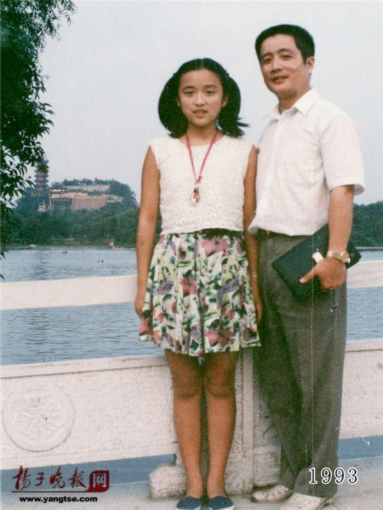 镇江一对父女连续35年同地点拍照留影演绎父爱传奇(组图)【14】