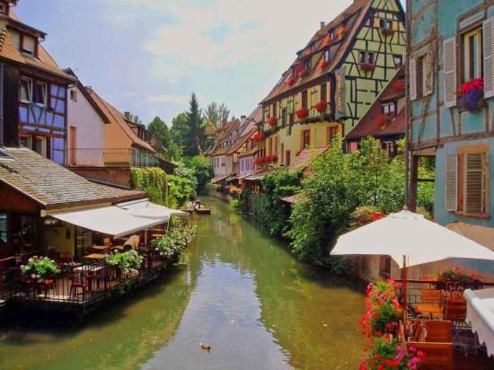 世界风景如画的8个小城 乌镇在列(图)