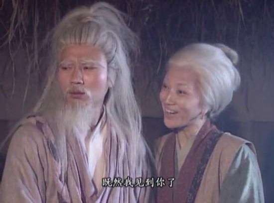 古天乐李若彤 95版神雕侠侣你不知道的事 组图