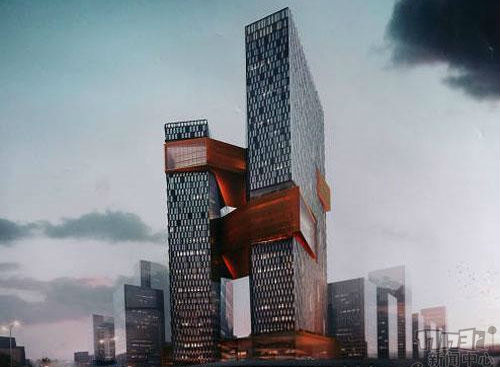 腾讯,滨海大厦最新图片