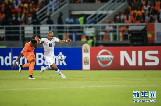 (体育)(6)足球――科特迪瓦队夺得2015年非洲杯冠军