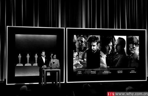 第87届奥斯卡奖项提名公布 库柏连续三年角逐影帝