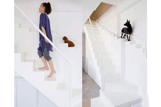 16款极具创意的复式楼梯 让你脑洞大开