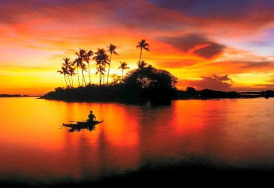 踏遍全球 欣赏世界最美日出日落