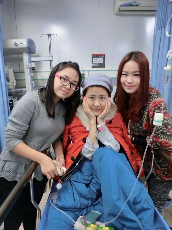 /陕西最美癌症女孩去世中国梦想秀上曾为父献唱