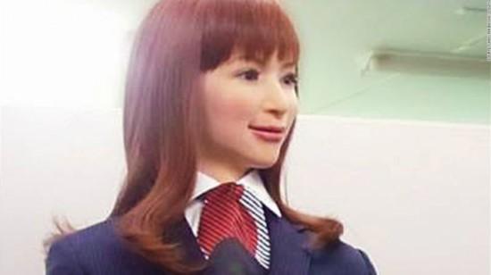 """日本""""怪""""旅馆 将全面使用机器人接待客人"""