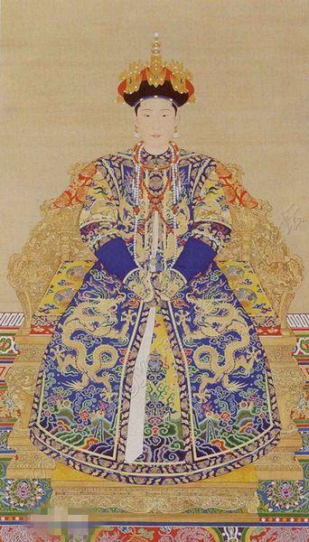 孝敬宪皇后,乌喇那拉氏,内大臣费扬古女。清世宗时为皇后。雍正九年九月己丑,崩。葬于清西陵之泰陵。谥号:孝敬恭和懿顺昭惠庄肃安康佐天翊圣宪皇后。