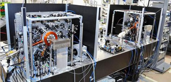 日本研制出世界最精准时钟 160亿年误差仅1秒