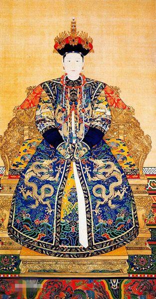 皇太极娶两名寡妇让侧妃改嫁 盘点清朝28位皇后