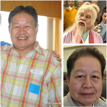 TVB演员招石文去世 曾扮演天龙八部丁春秋