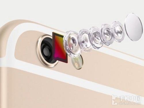 传iPhone 6s镜头像素不变