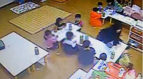 韩国连现虐童案 幼儿园学生安全引家长担忧/图