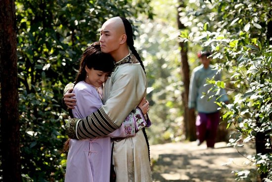 吴奇隆刘诗诗林依晨胡歌 剧中相爱无法在一起的角色