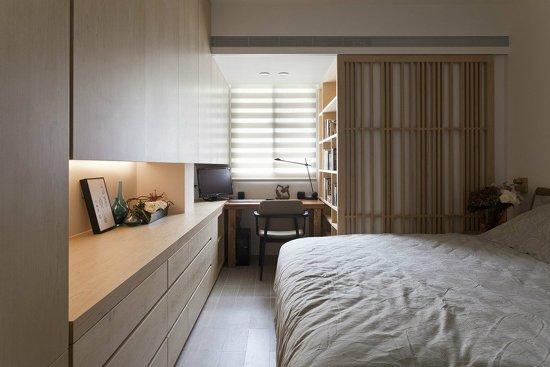 95平3居中式风格客厅装修