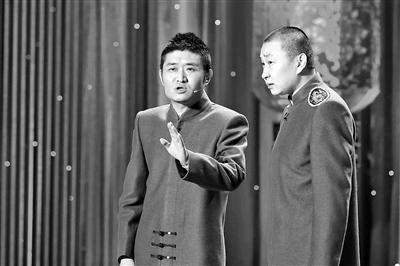 揭秘:纪委领导干部为春晚相声提供反腐素材