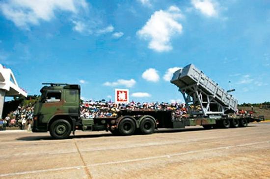 台军方或在10月举行抗战胜利70周年阅兵仪式