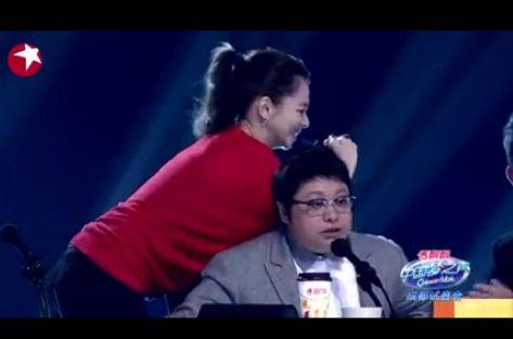 网曝韩红海选现场爆粗口 那些怒不可遏飙脏话的明星