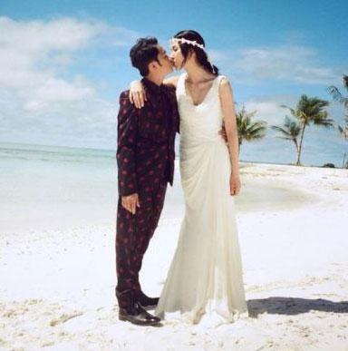 王祖蓝大婚花费超250万 艺人占宾客三四成