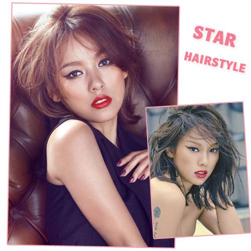 贵圈掀起新短发潮 女星们都爱短发