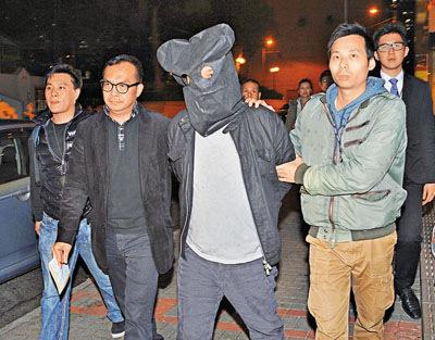 香港警方捣破层压式推销诈骗集团