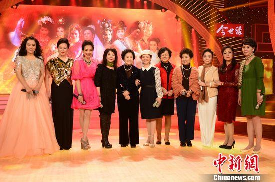 揭秘江苏卫视春晚:《西游记》十位女神重聚