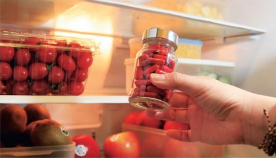 冰箱该如何存放药品?