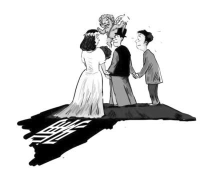 """一團伙以結婚為幌子詐騙受害人錢財8000元目前,兩人被抓獲,""""媳婦""""在逃"""