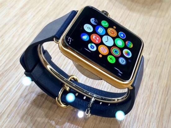 分析称Apple Watch将带来额外10%营收