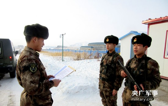 阿尔山边防官兵:我在哨位上收到习主席来信