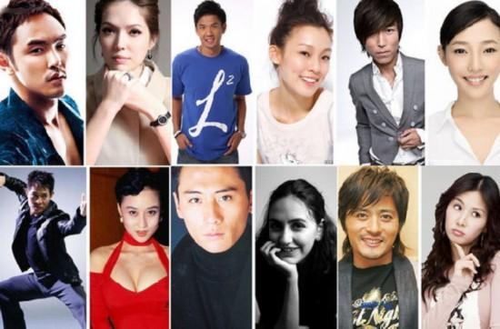 钟汉良林志颖张杰邓超 娱乐圈男星娇妻谁更美