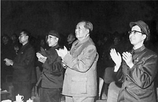 杨开慧贺子珍丁玲吴莉莉江青揭秘毛泽东最欣赏