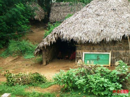 穿行破败不堪的印度农村【16】