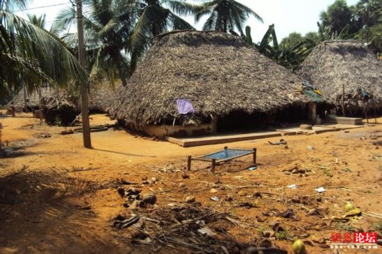 穿行破败不堪的印度农村【37】