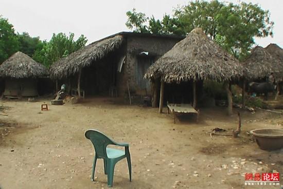 穿行破败不堪的印度农村【7】