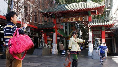 悉尼唐人街面临变迁:特色渐消逝更像亚洲城
